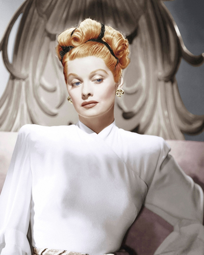 Hollywood Photo Archive Lucille Ball