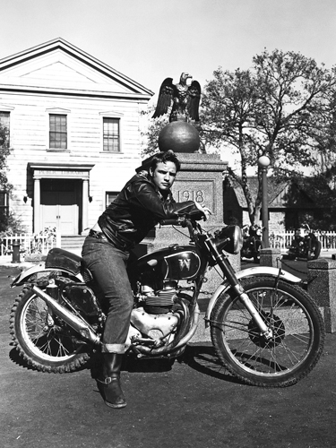 Hollywood Photo Archive Marlon Brando The Wild One