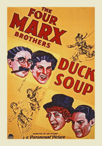 Hollywood Photo Archive Marx Brothers Duck Soup 02