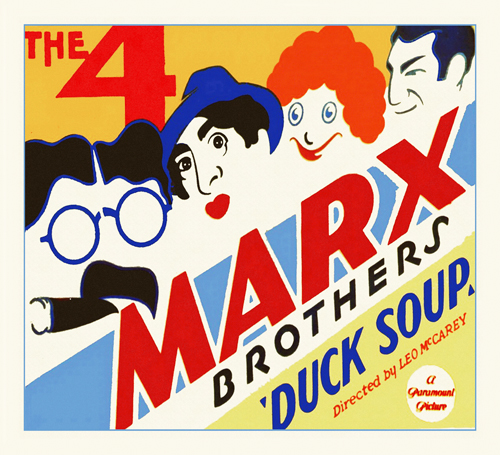 Hollywood Photo Archive Marx Brothers Duck Soup 06