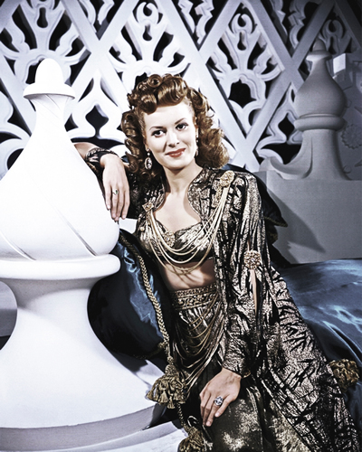 Hollywood Photo Archive Maureen O Hara In Sinbad The Sailor