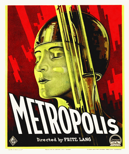 Hollywood Photo Archive Metropolis 1927