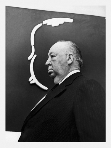 Hollywood Photo Archive Promotional Still Alfred Hitchcock