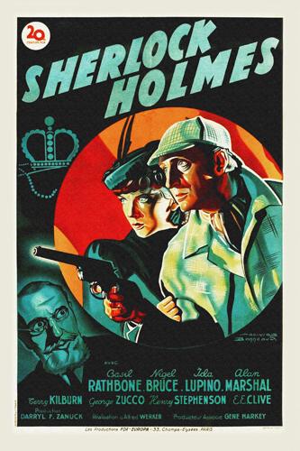 Hollywood Photo Archive Sherlock Holmes