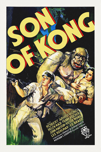 Hollywood Photo Archive Son Of Kong