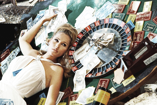 Hollywood Photo Archive Ursula Andress Casino Royale