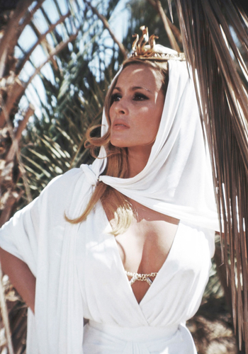 Hollywood Photo Archive Ursula Andress She