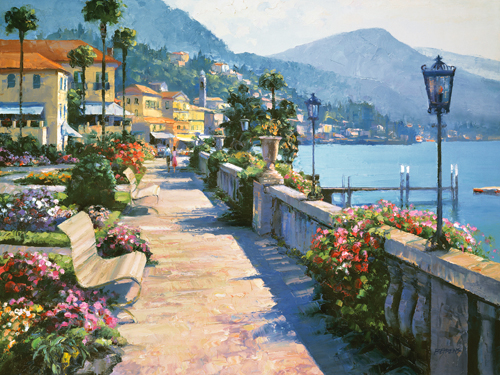 Howard Behrens Bellagio Promenade