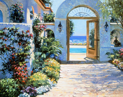 Howard Behrens Hotel California