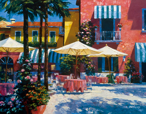 Howard Behrens Inn At Lake Garda