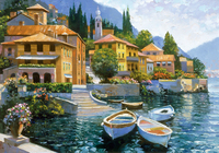 Howard Behrens Lake Como Landing