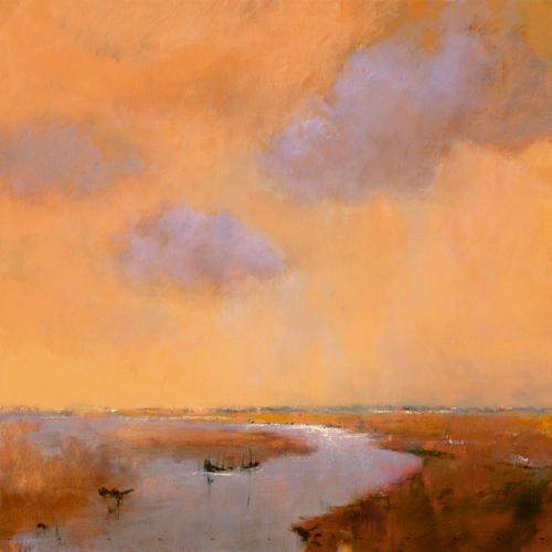 Jan Groenhart Evening Sky