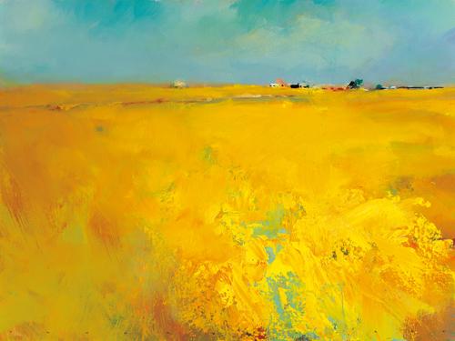 Jan Groenhart Harvest Time