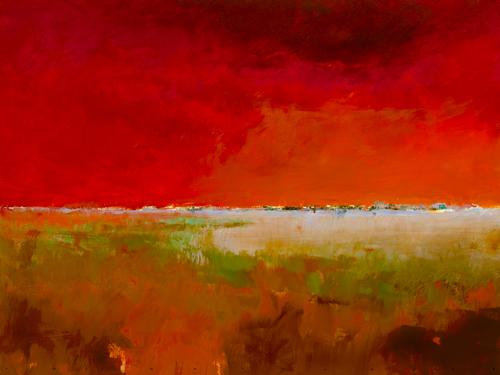 Jan Groenhart Incredibly Red