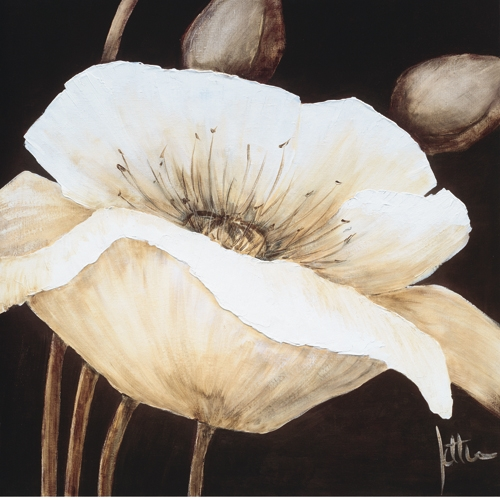 Jettie Roseboom Amazing Poppies Ii