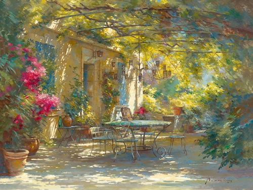 Johan Messely Ambiance D Ete