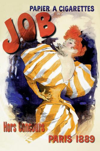 Jules Cheret Job 1889