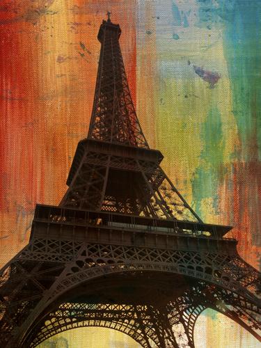 Katrina Craven Tour Eiffel
