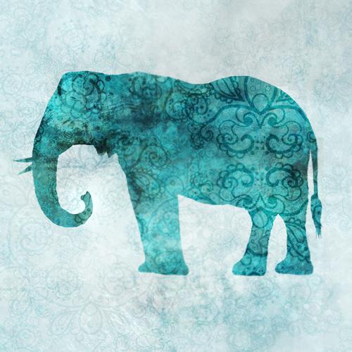 Ken Roko Blue Elephant Spirit