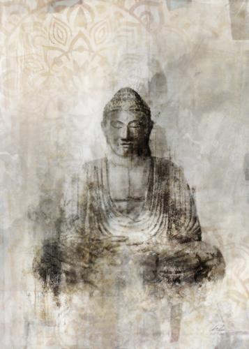 Ken Roko Serene Temple Buddha