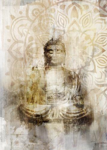 Ken Roko Tranquil Temple Buddha
