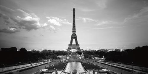 Leo Seidel Eiffel Turm I