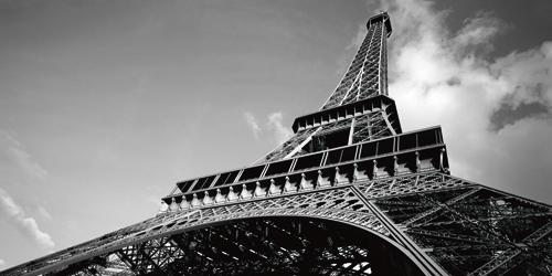 Leo Seidel Eiffel Turm Iii