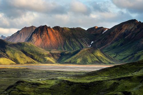 Leo Seidel Landmannarlaugar Island