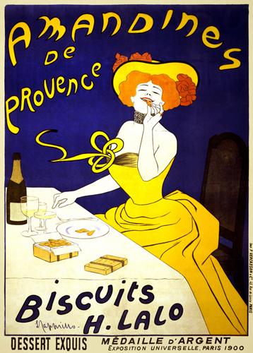 Leonetto Cappiello Amandines De Provence