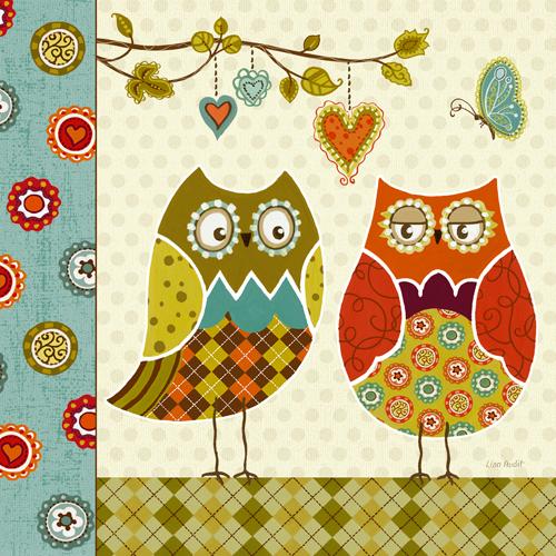 Lisa Audit Owl Wonderful I