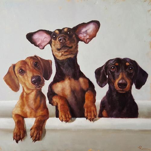 Lucia Heffernan 3 Amigos