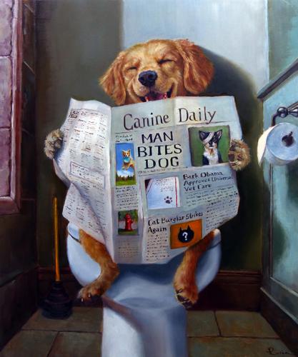 Lucia Heffernan Dog Gone Funny