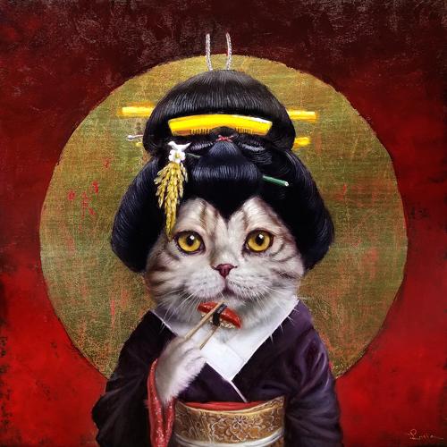 Lucia Heffernan Kyoto Kitty