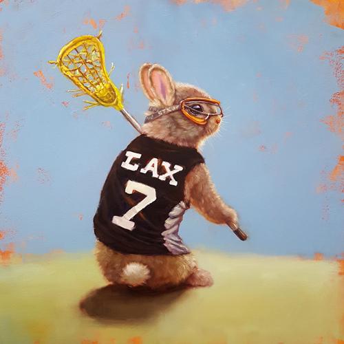 Lucia Heffernan Lax Bunny