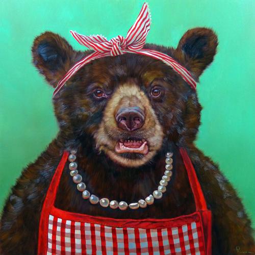 Lucia Heffernan Mama Bear