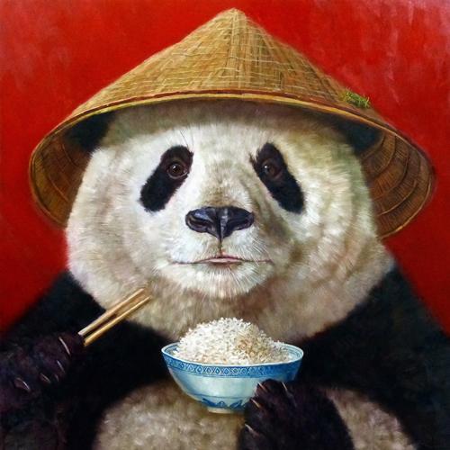 Lucia Heffernan Panda