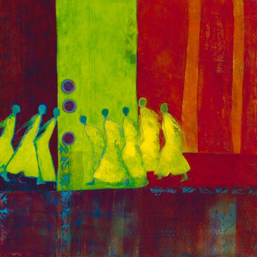 Marjolijn Van Ginkel Red Carpet I