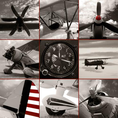 Matt Mccarthy Aircraft Montage