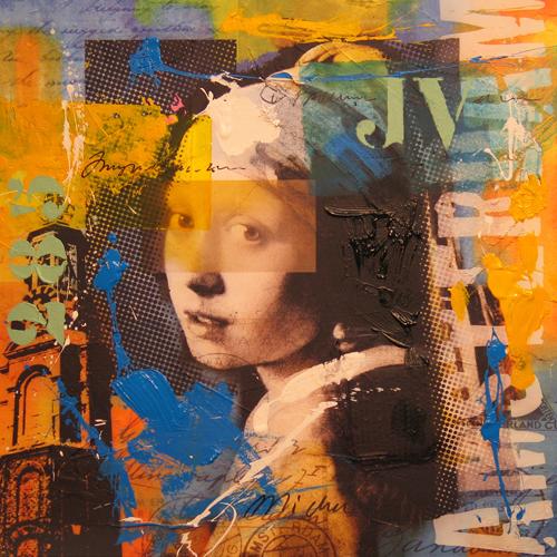 Micha Baker Girl Pearl Vermeer