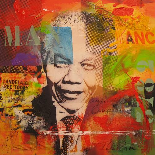 Micha Baker Mandela