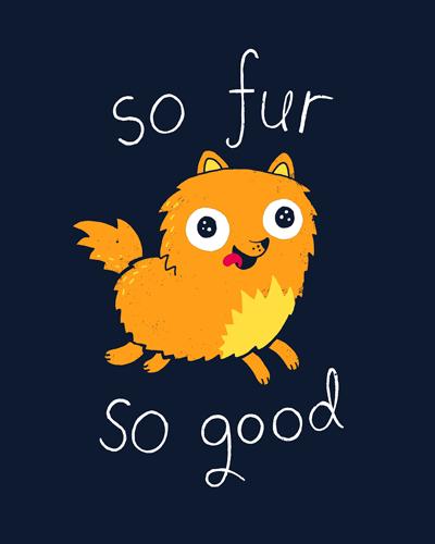Michael Buxton So Fur So Good