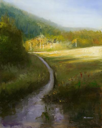 Michelle Condrat Purple Path
