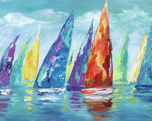 Nan Fine Day Sailing Ii