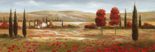 Nan Tuscan Poppies Ii