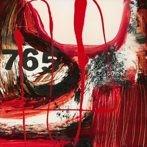 Natasha Barnes Abstract Numerals