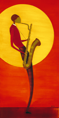 Ona Jazz Man I