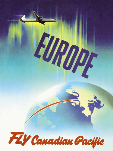 P Ewart Europe Fly Canadian Pacific