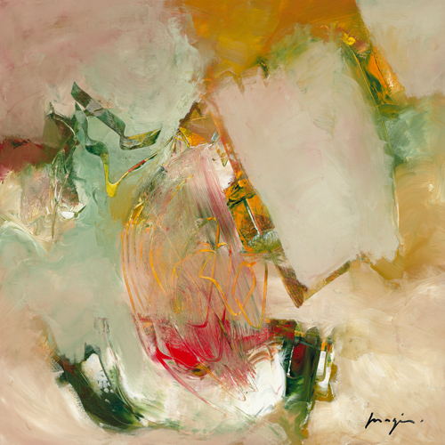 Pascal Magis Variations Abstraites Vii