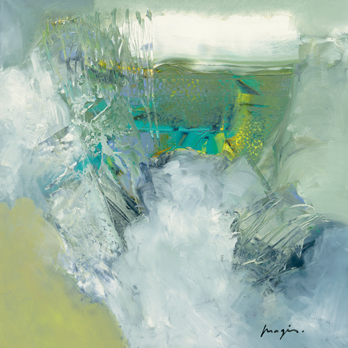 Pascal Magis Variations Abstraites Viii