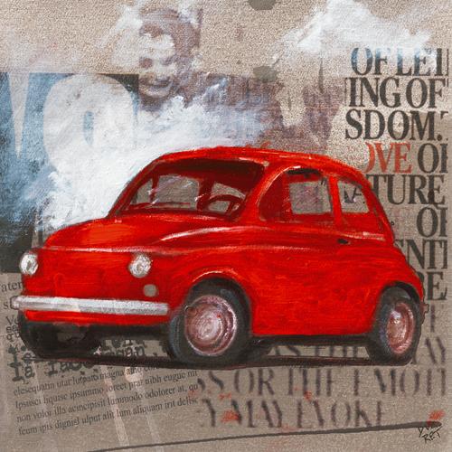 Patrice Ducret Crazy Car